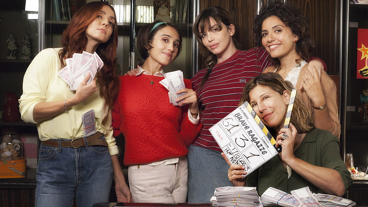 """Da attrice a regista, primo film per Michele Andreozzi intitolato """"Brave ragazze"""""""