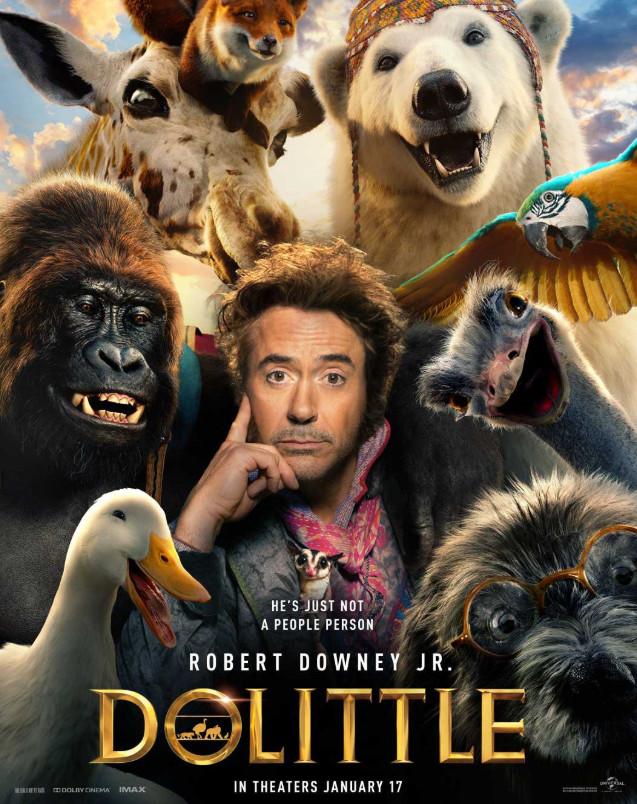 Torna il Dr. Dolittle e il protagonista sarà Robert Downey Jr