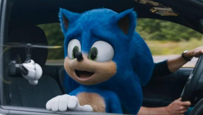 Sonic The Hedgehog: rilasciati trailer e poster del film