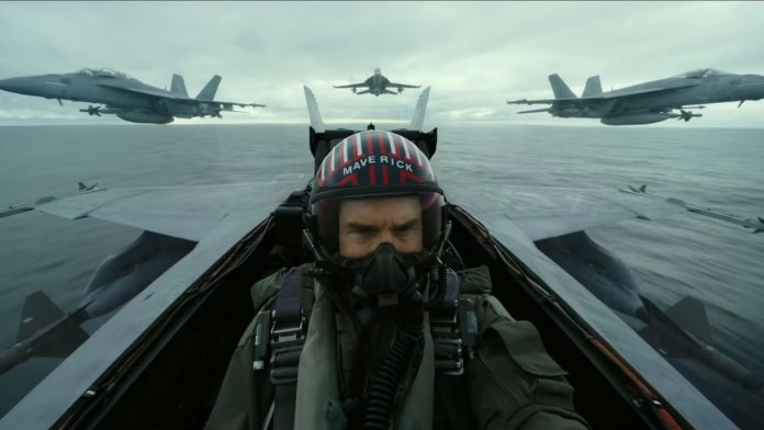 Top Gun - Maverick: ecco il nuovo trailer del film con Tom Cruise