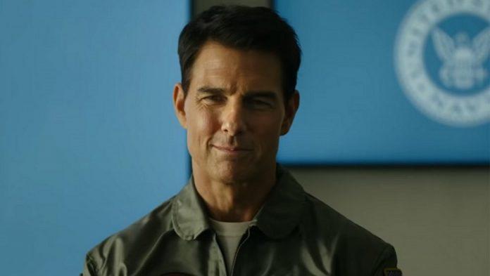 Tom Cruise è di nuovo Maverick in