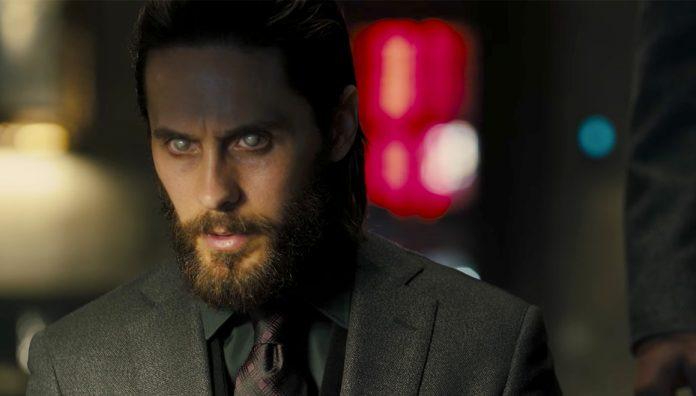 Morbius: ecco il primo trailer del nuovo film con Jared Leto