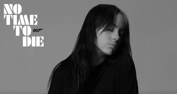 Musica: Billie Eilish, No time to die, la canzone per Bond