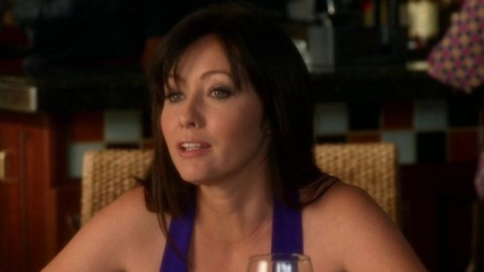 Shannen Doherty ha un cancro al quarto stadio