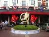 Hotel Majestic, le installazioni dedicate ad Hunger Games - La ragazza di fuoco