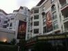 Hotel Majestic, le installazioni di Hunger Games - La ragazza di fuoco