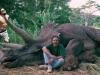 Dulcis in fundo, una meme nella meme! Chi avrà ucciso il triceratopo?