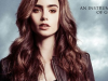 Lily Collins Character poster