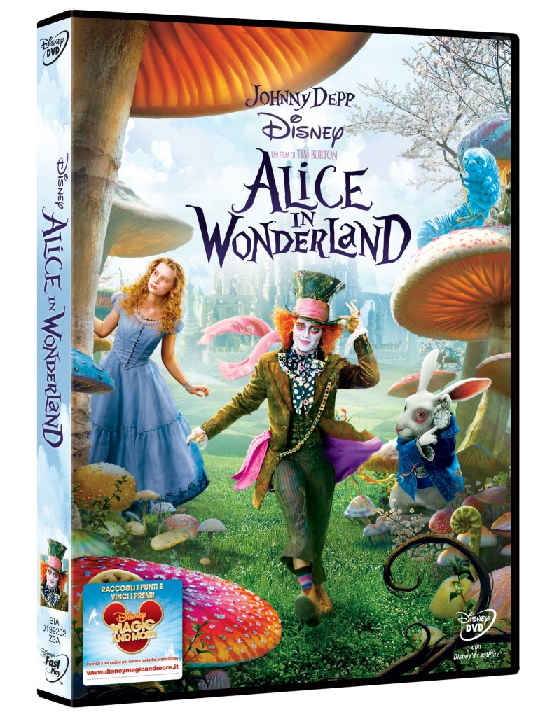 Alice-in-Wonderland-Dvd