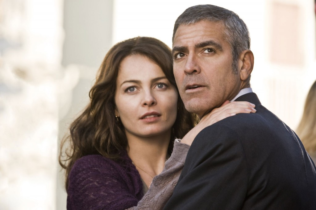 The American Clooney Placido 2