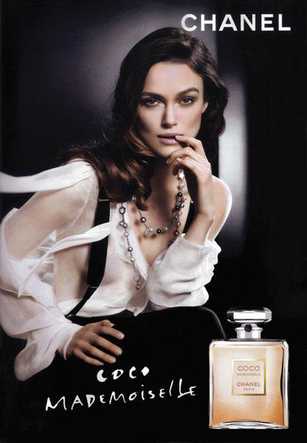 keira knightley coco mademoiselle