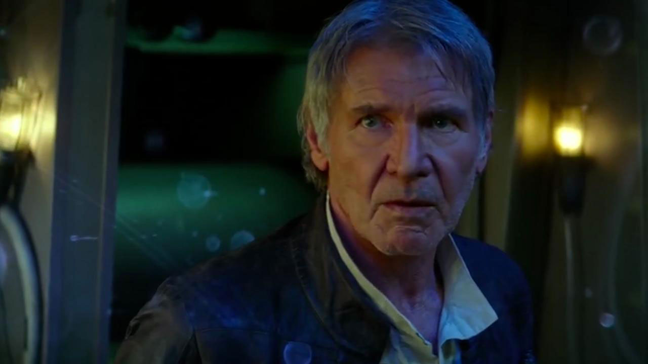 Harrison Ford in Star Wars
