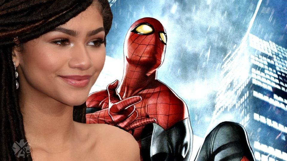 Zendaya in Spider-Man: Homecoming