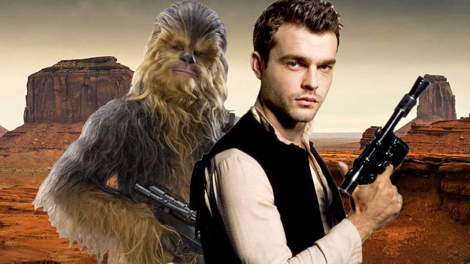 Lo spin-off su Han Solo di Ron Howard