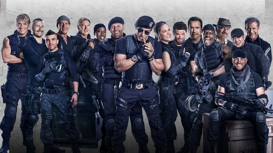 the expendables - i mercenari