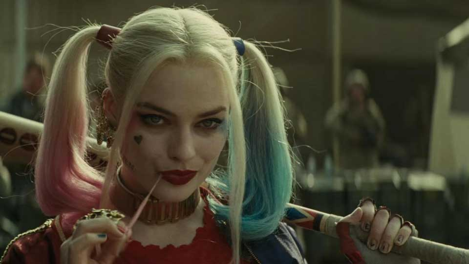 Birds of Prey / Margot Robbie in Suicide Squad