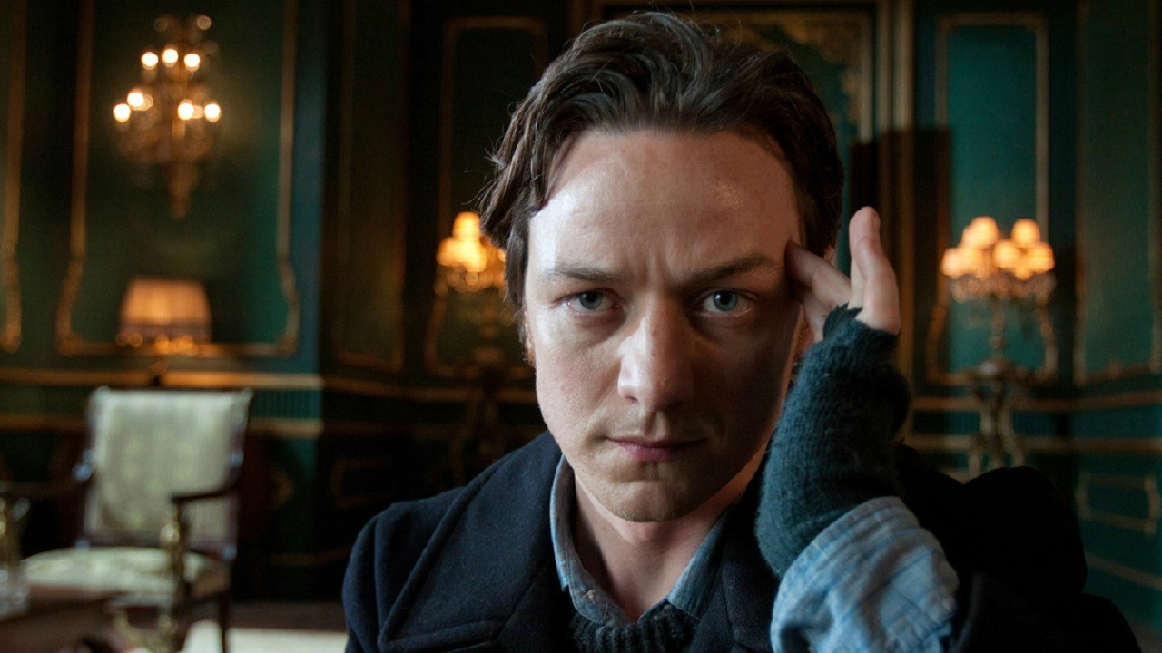 James McAvoy è il Professor X