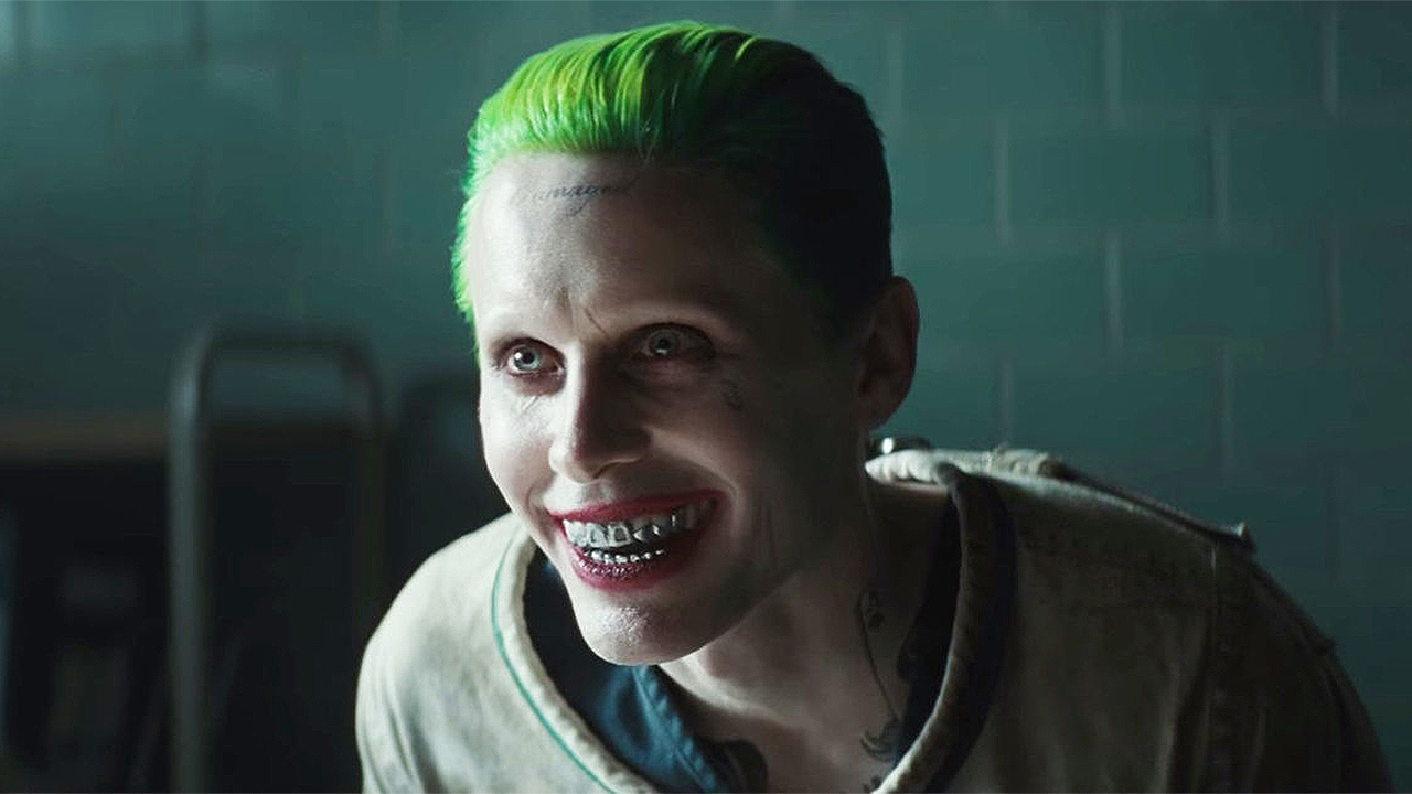 Jared Leto nei panni del Joker