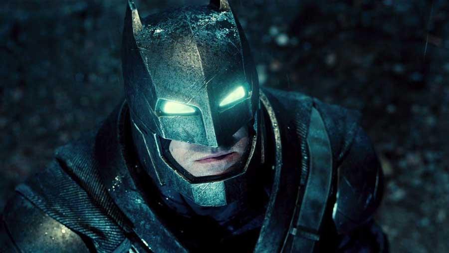 Ben Affleck è Batman in Justice League