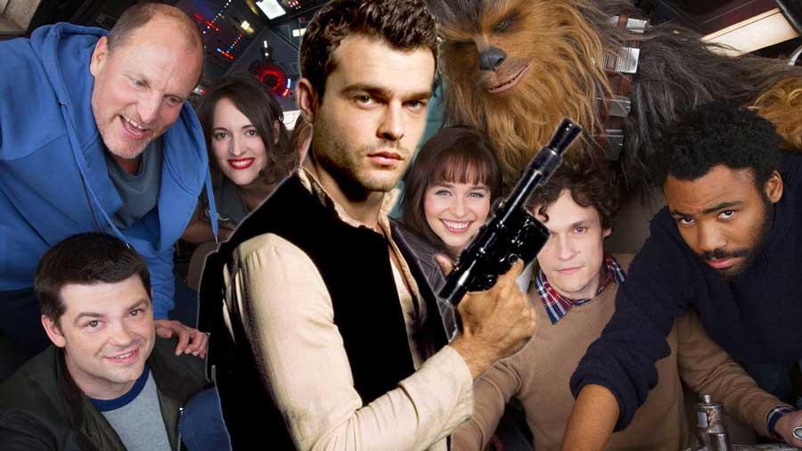 Ron Howard già impegnato con il montaggio di Han Solo?