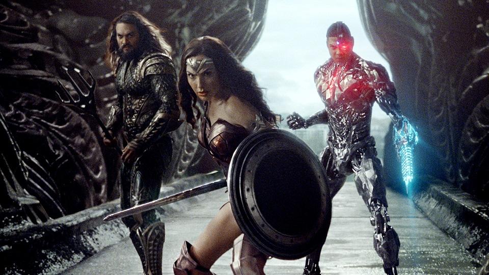 Il nuovo poster di Justice League
