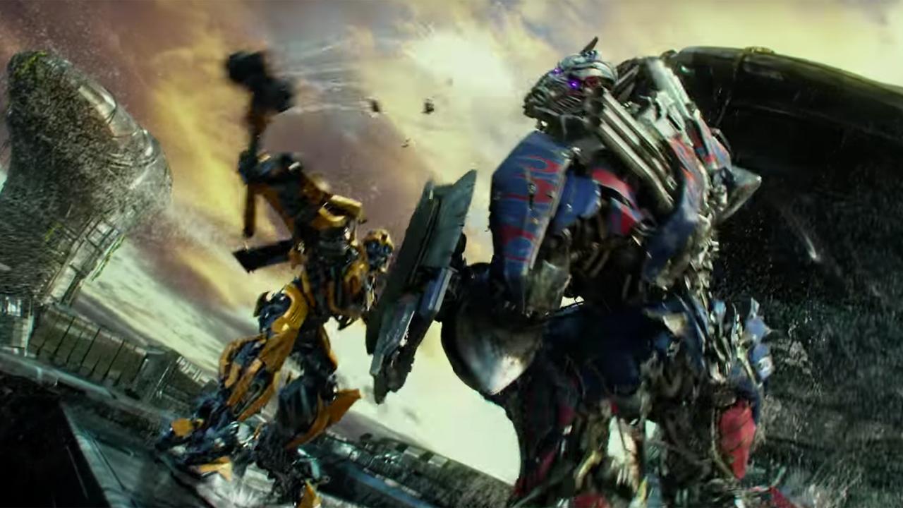 Transformers l'ultimo cavaliere in anteprima