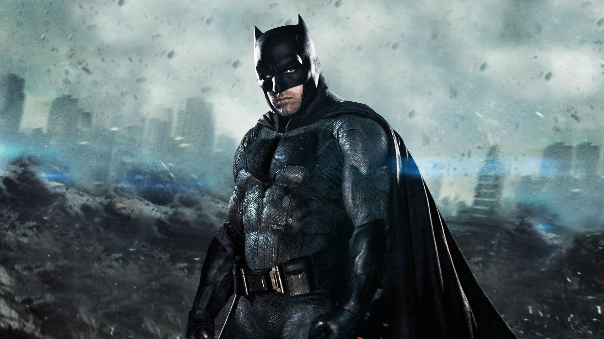 Ben Affleck è Batman nell'Universo DC