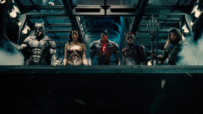 Il nuovo trailer riunisce la Justice League