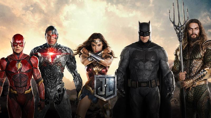 La Justice League al completo nel nuovo poster