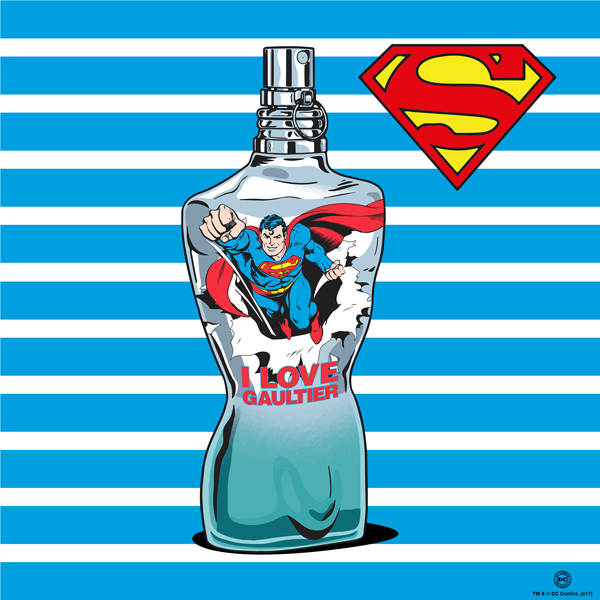 Superman flacone