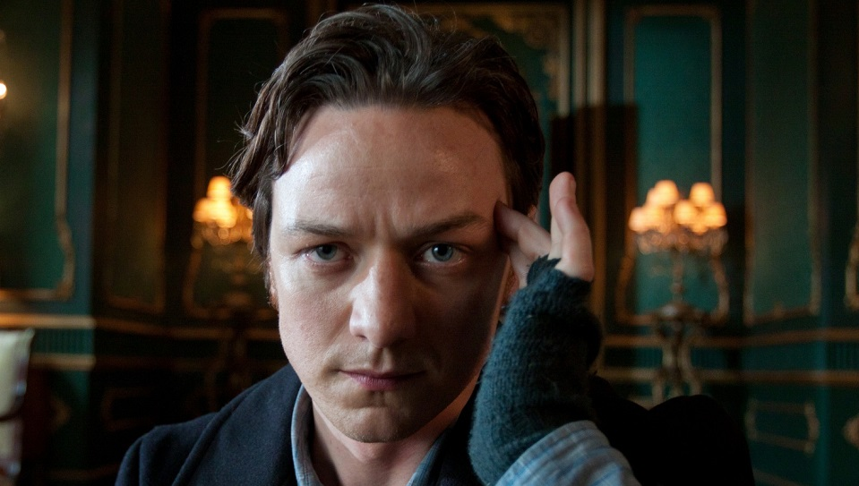 James McAvoy è il Professor X in X-Men
