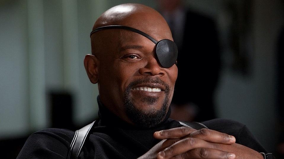 Samuel L. Jackson è Nick Fury / Avengers