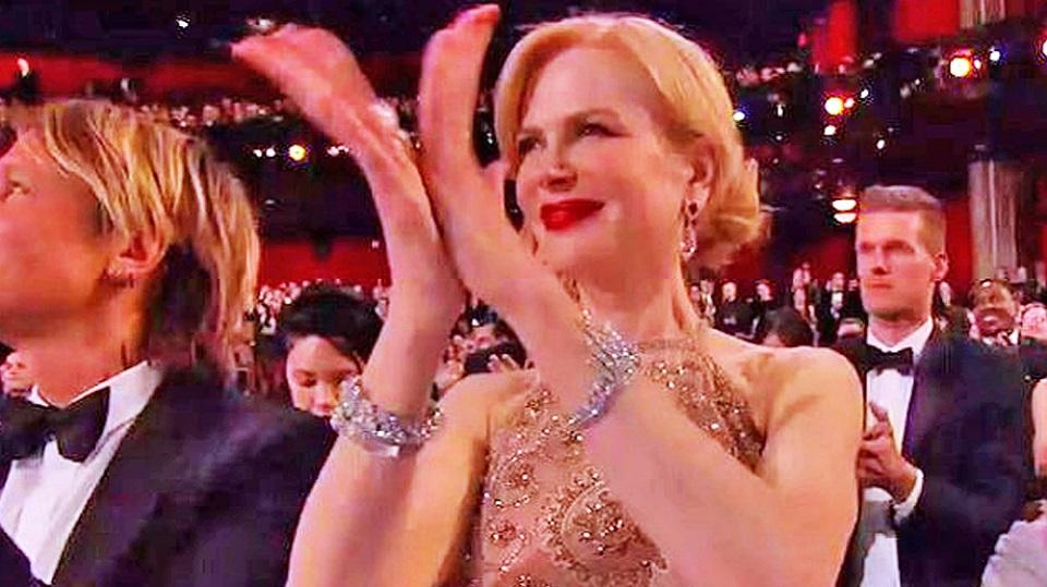 Nicole Kidman agli Oscar 2017