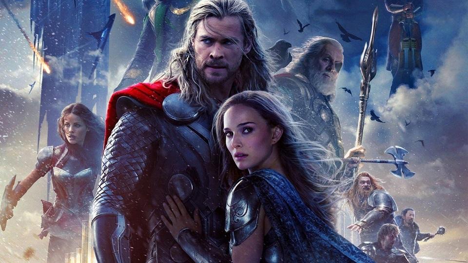 Chris Hemsworth, Natalie Portman e gli altri protagonisti di Thor