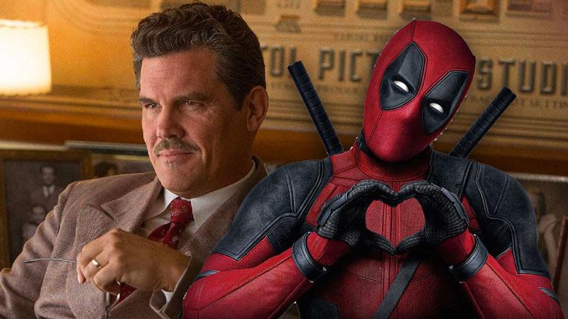 La reazione di Deadpool al casting di Josh Brolin nei panni di Cable