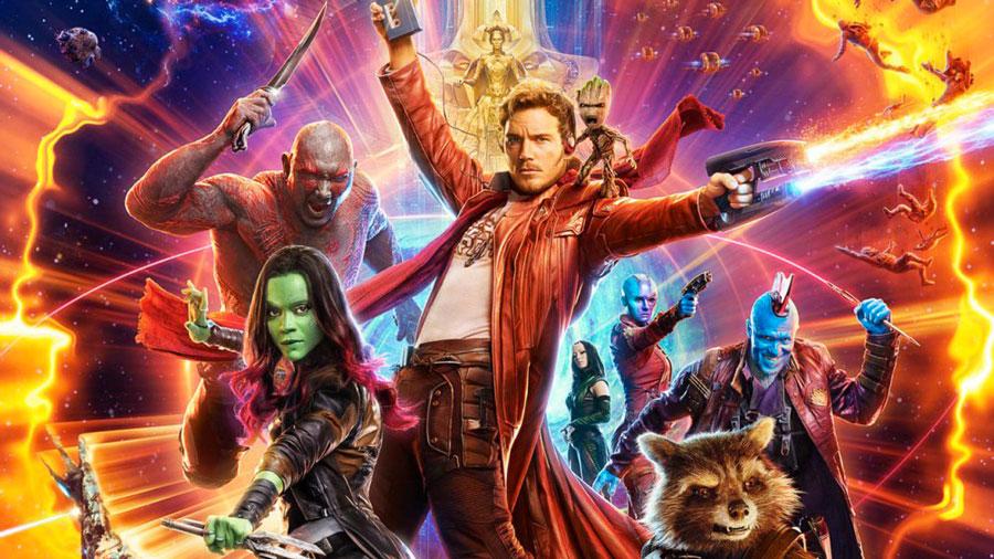 Cinque scene post credits per Guardiani della Galassia Vol. 2