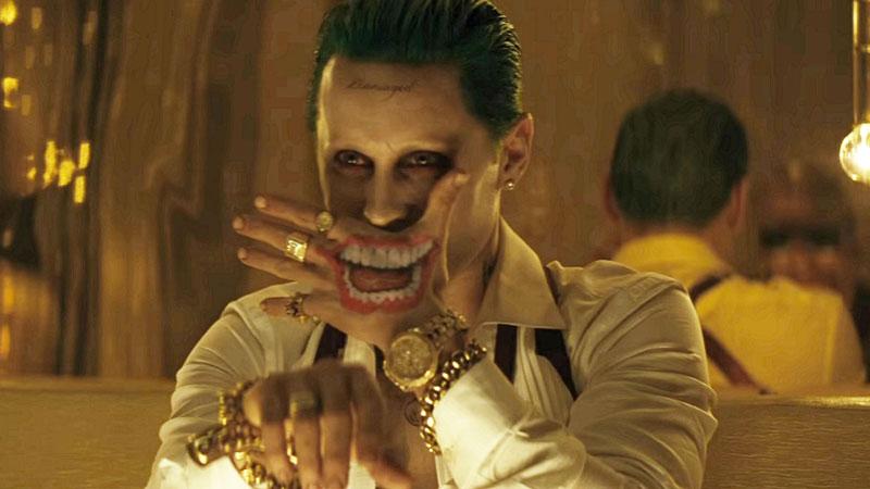 Jared Leto è il Joker in Suicide Squad