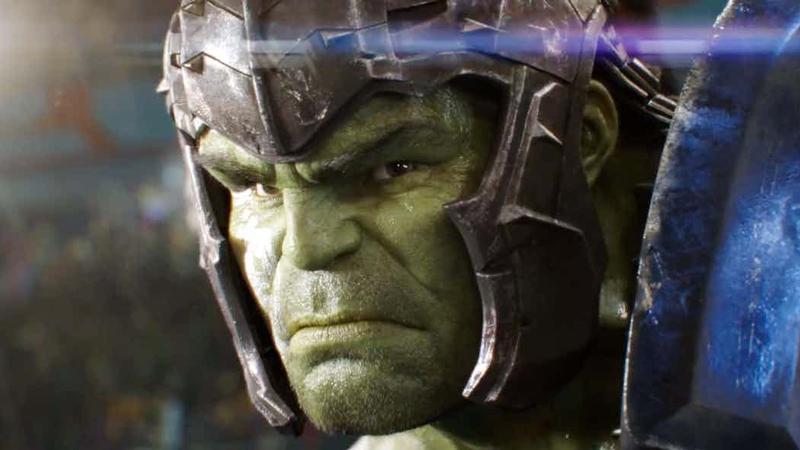 Mark Ruffalo è Hulk in Thor: Ragnarok