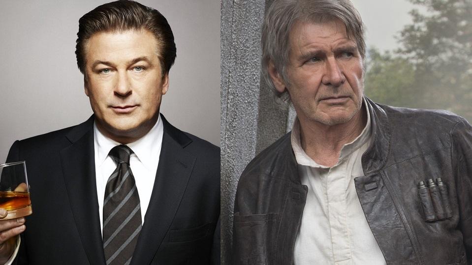 Alec Baldwin e Harrison Ford