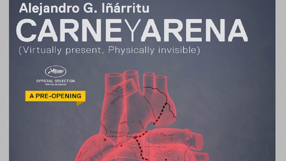 Carne y Arena di Alejandro González Iñárritu