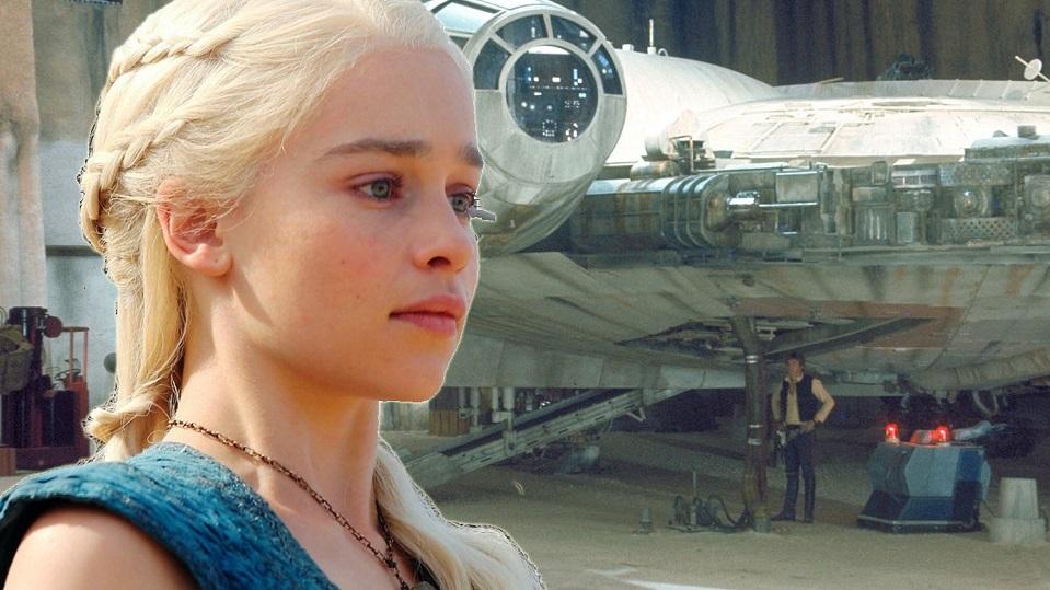 Emilia Clarke nello spin-off di Star Wars su Han Solo