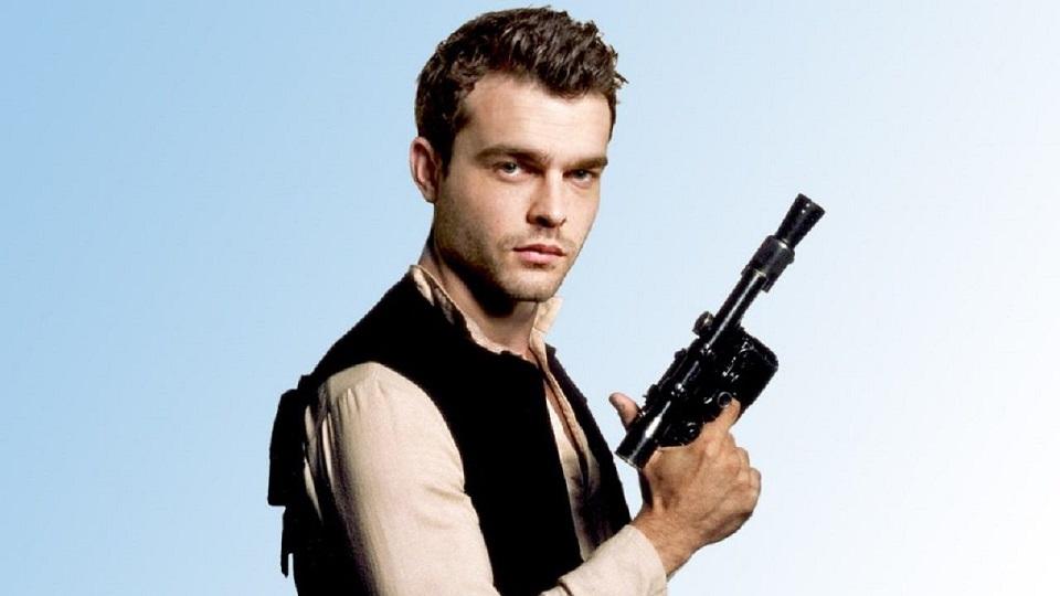 Alden Ehrenreich è il giovane Han Solo