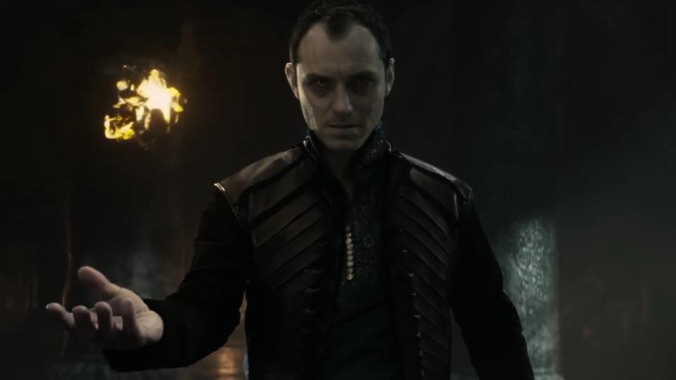 Jude Law in King Arthur - Il potere della spada