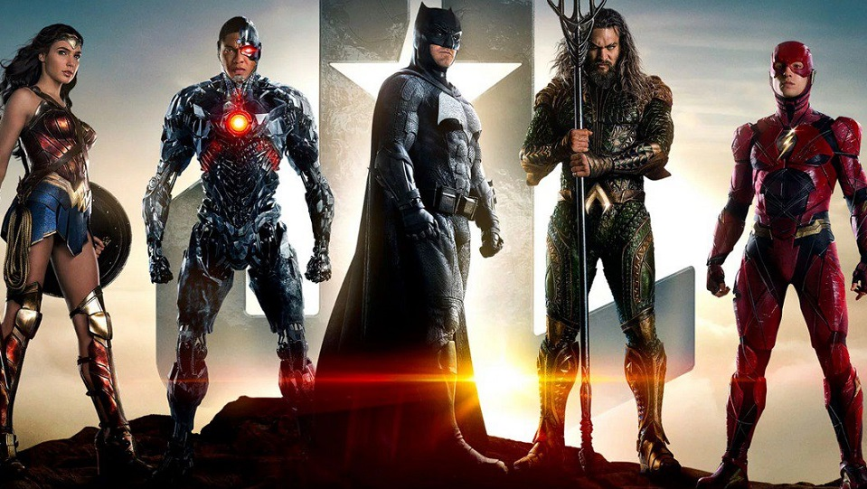 I protagonisti di Justice League