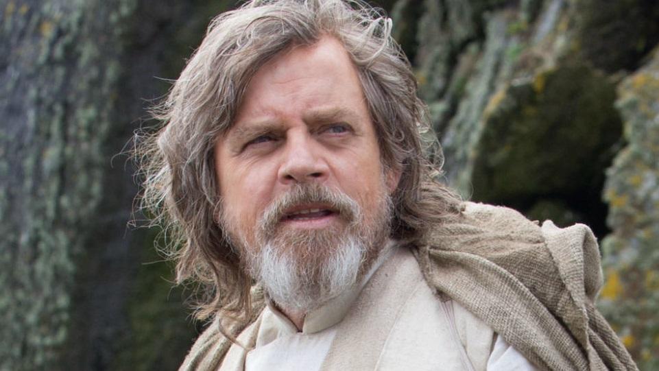 Mark Hamill in Star Wars: Il risveglio della forza