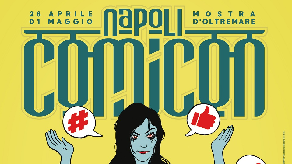 Napoli Comicon 2017