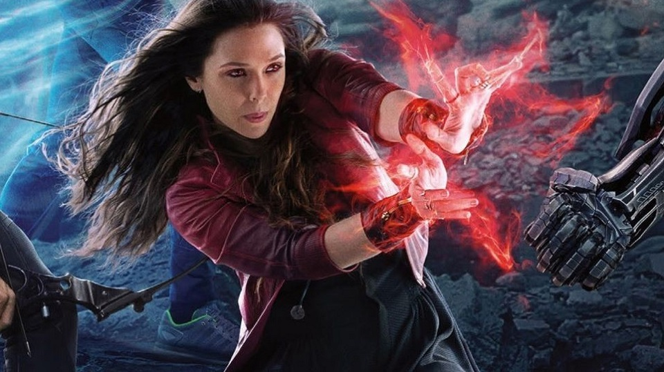 Scarlet Witch / Avengers