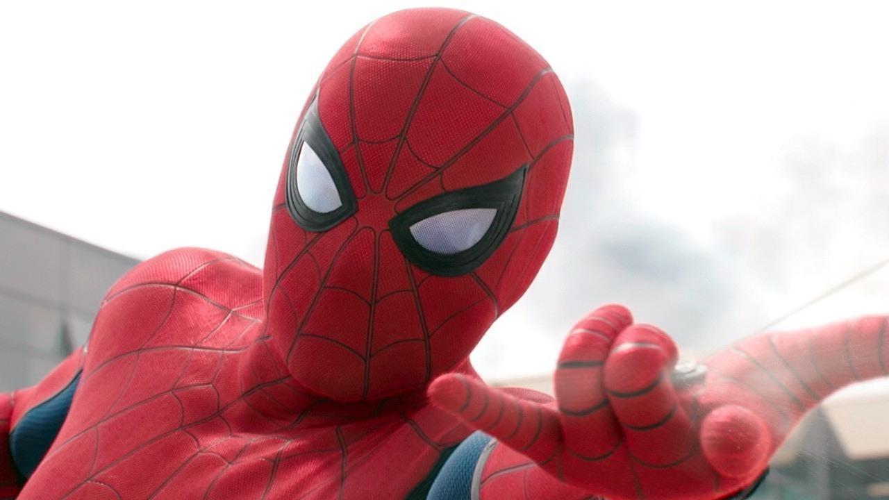 Tom Holland è Peter Parker in Spider-Man: Homecoming