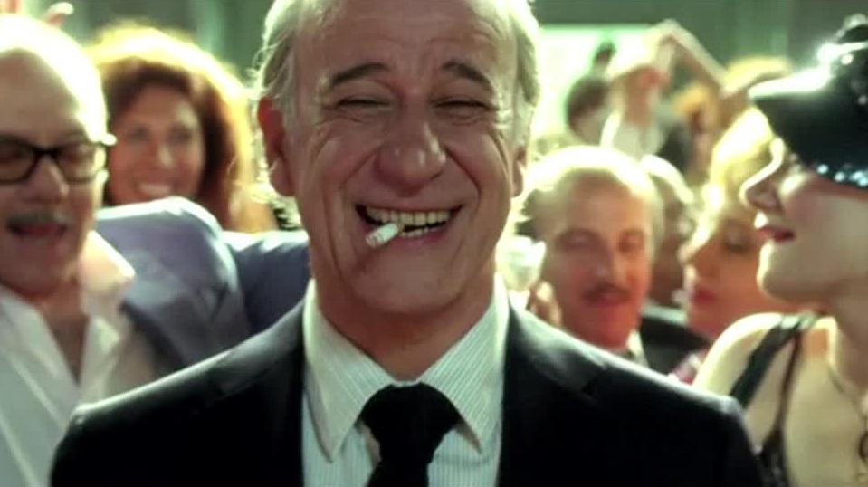 Toni Servillo in La grande bellezza di Paolo Sorrentino