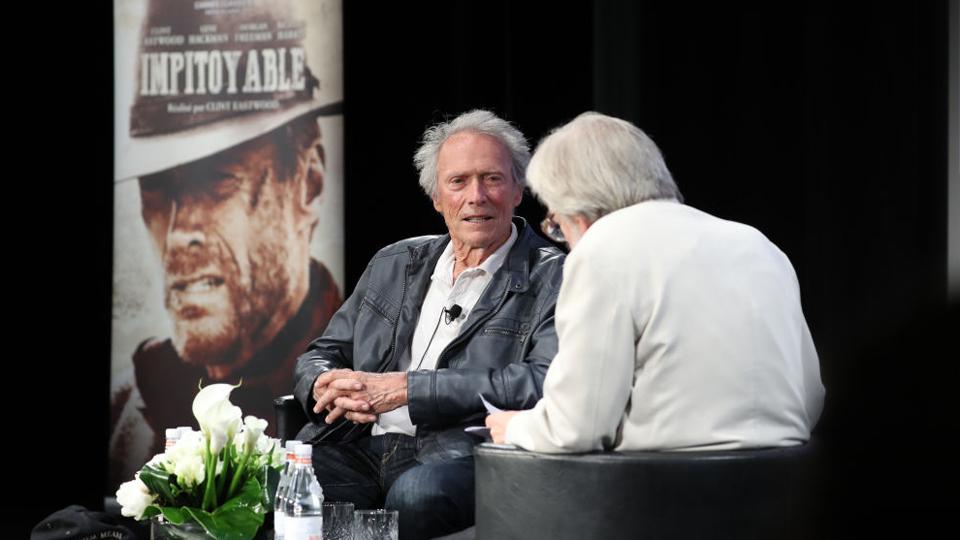 La masterclass di Clint Eastwood a Cannes